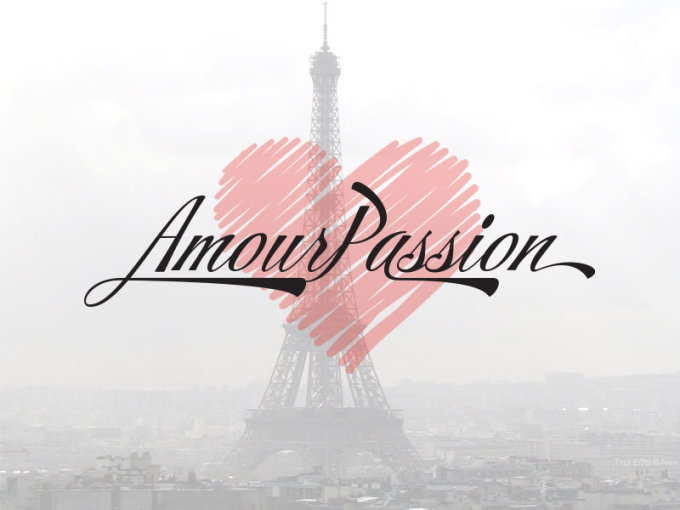 Логотип для клубного ателье AmourPassion