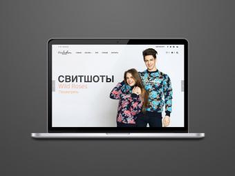 Интернет-магазин бренда UniFashion Apparel